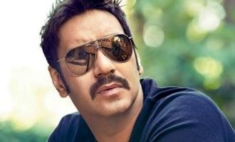 Ajay says No for Kamal, Yes for Rajamouli!