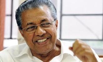 Worse than a woman: Congress leader about Kerala CM