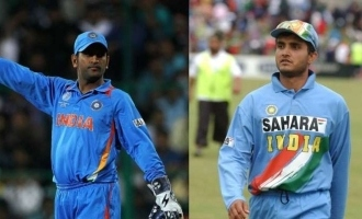 Who is the best Captain Ganguly Dhoni  Interesting poll
