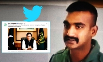 Great news – IAF pilot Abhinandan to be released tomorrow