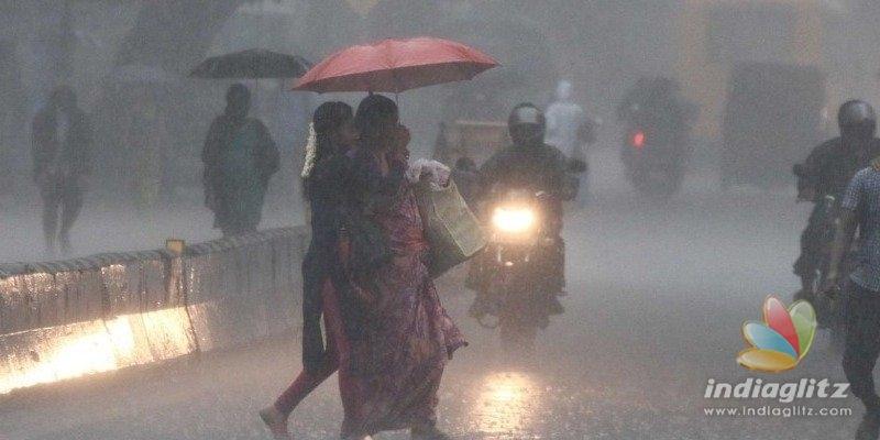 Next 48 hours rain update for Tamil Nadu