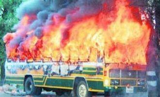 ADMK men who burnt alive three Dharmapuri girls get out of jail