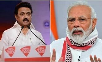 Tamil Nadu CM MK Stalin talks to PM Modi about NEET: Details
