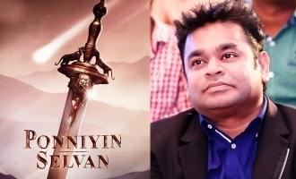 Probably my most difficult film: AR Rahman on Ponniyin Selvan