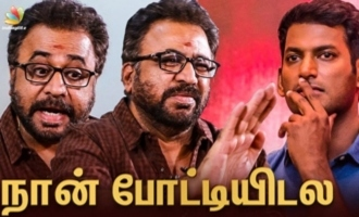 Ponvannan explains why he did not contest Nadigar Sangam Elections