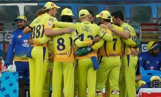 Preview CSK Vs SRH ipl2020 chennai super kings