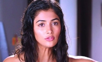 Pooja Hegde posts her naked pic for a perverted fan who must have fainted instantly