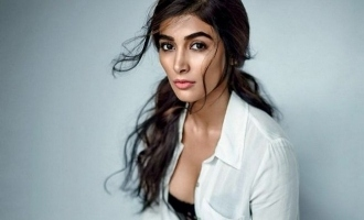 Pooja Hegde posts video of her cute experience with a squirrel