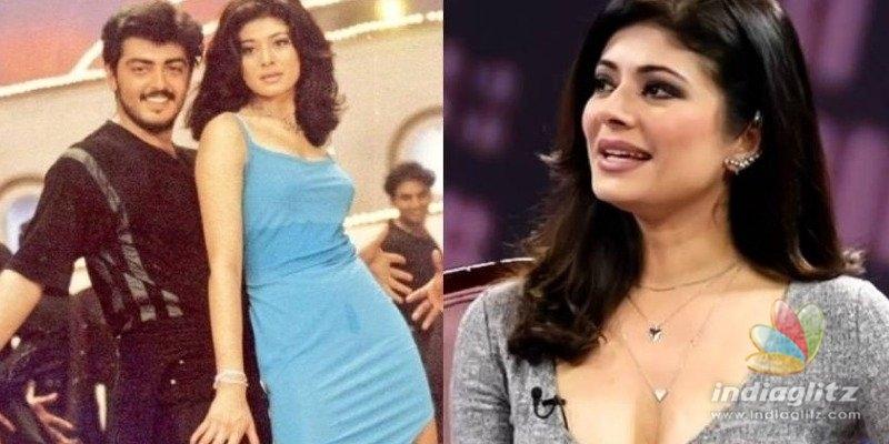 Rajini villain and Ajith heroine proposal pics go viral