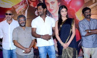 'Poojai' Moive Press Meet