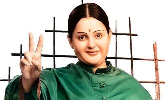 'தலைவி' படத்தில் சசிகலா கேரக்டரில் யார்? புதிய தகவல்