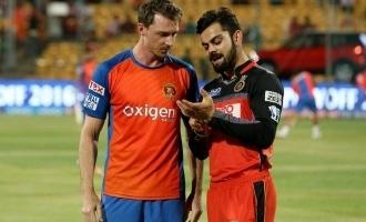 Dale Steyn to the rescue of Virat Kohli?