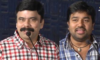 Mirchi Shiva comedy speech about Power Star Srinivasan at 'Adra Machan Visilu' Press Meet