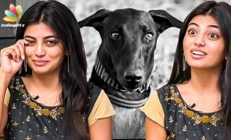 I Started Crying Seeing the Dog : Anandhi Interview