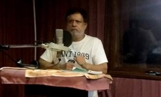 லாக்டவுன் தளர்வில் போஸ்ட் புரடொக்சன்ஸ் பணியை ஆரம்பித்த முதல் தமிழ் திரைப்படம்