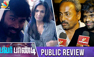 Power Paandi Public Review