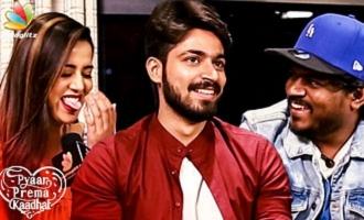 Appa Innaiku Veetla Illa : Harish Kalyan & Raiza Interview