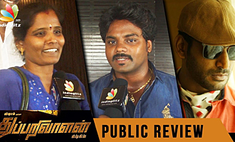 'Thupparivaalan' Public Review