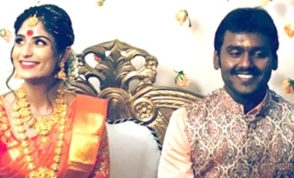 Vijayakanth son vijaya prabhakaran marriage news