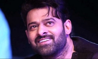 Megastar onboard Prabhas upcoming pan Indian movie