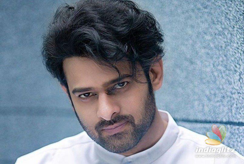 Prabhas announces his next Tamil film