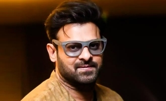 Prabhas' pan Indian movie locks a 2022 release date!