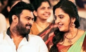 """Only way to end this is.."" Prabhas opens on relationship with Anushka!"
