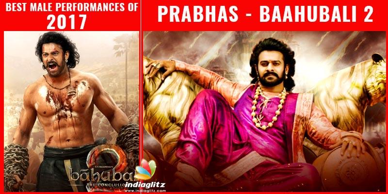 Prabhas - Baahubali 2