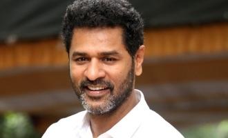 Prabhu Deva to start a blockbuster sequel!