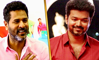 Will Prabhu Deva Direct with Vijay again ? Gulebaghavali Press meet