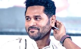 Guinness record holder joins Prabhudeva movie!