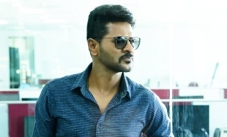 Prabhu Deva joins the Pongal race!
