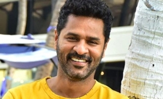 Prabhu Deva's next gets yesteryear Blockbuster title!