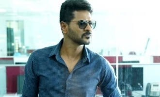 New release date for Prabhu Deva's police flick!