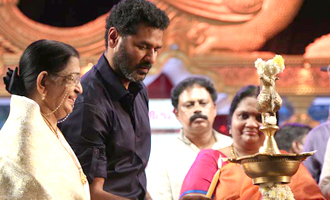 Prabhu Deva at Chennaiyil Thiruvayaru 11th Season Inauguration