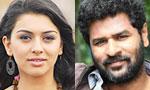 Hansika denies affair with Prabhu Deva