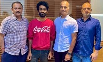 'Comali' director Pradeep Ranganathan turns hero for a big production house