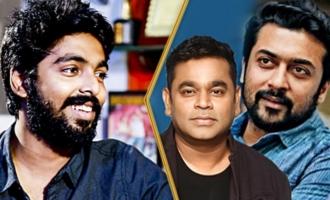 AR.Rahman's Next THARA LOCAL Song : G. V. Prakash Interview