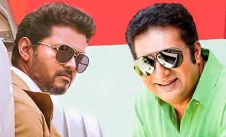 'Ghilli' duo: Thalapathy Vijay and Prakash Raj to team up again after 12 years!