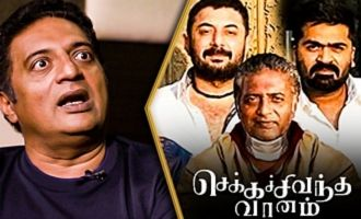 I'm the Father of the Nation : Prakash Raj Interview