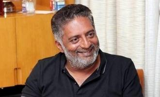 Prakash Raj is all praise for Chief Minister MK Stalin - Watch video