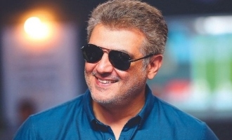 Thala Ajith's latest autograph gives rare chance to see his writing after a long time