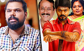 Politicians are scared of Vijay's mass & fans : Vivek Prasanna Interview