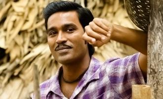 Popular actor showers praises on Dhanush!