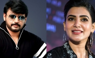 Prashanth and Samantha pair up for a new movie