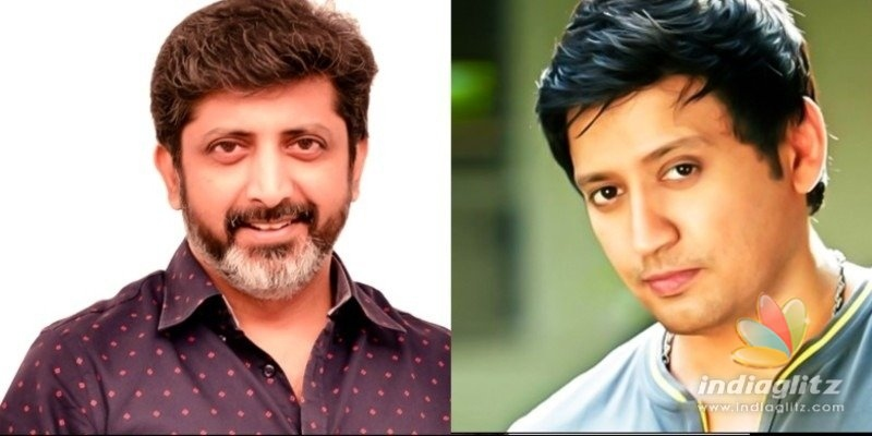 Prashanth teams up with director Mohan Raja?