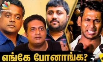 What Happened to Vishal's Team Members ? : Praveen Kanth Interview