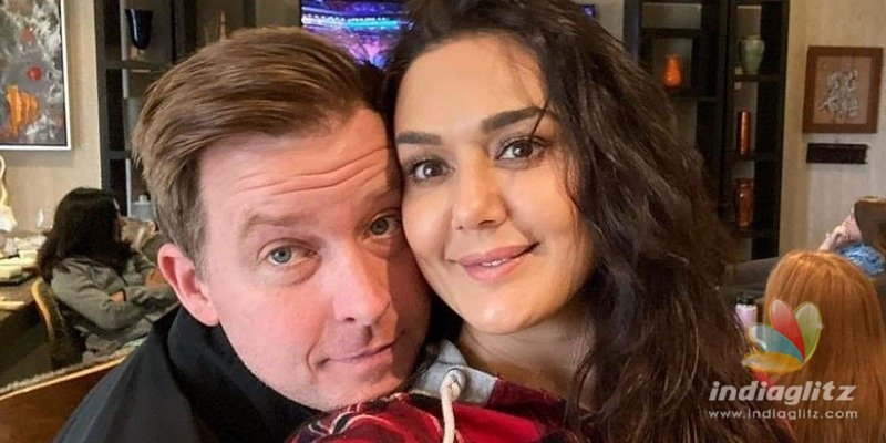 Preity Zinta shares video of husbands side effects due to home quarantine