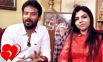 Akshaya did not know I am Pandiarajan's son till marriage : Prithvi Rajan Interview