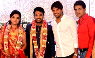 Actor Prithivi Rajan Wedding Reception